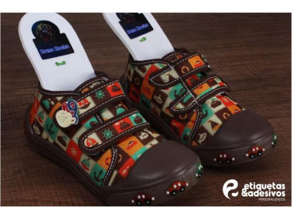 f15dac68b Calçados - Etiquetas & Adesivos Personalizados