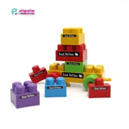 Kit Brinquedos com desenho