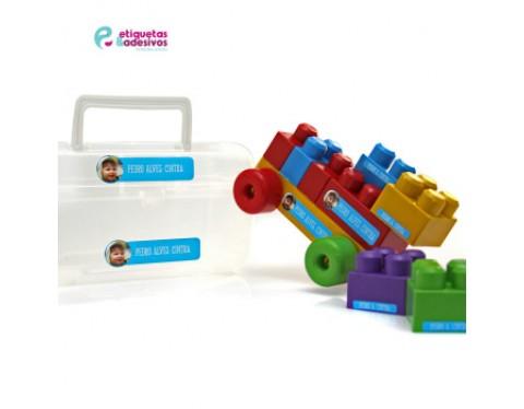 Kit Brinquedos com foto