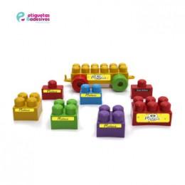 Kit Brinquedos com tema
