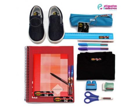 Kit Férias com temas coloridos